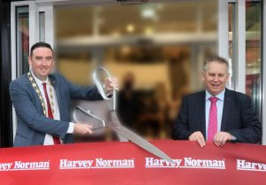 Harvey Norman Grand Opening Galway Gateway Shopping Park Knocknacarra